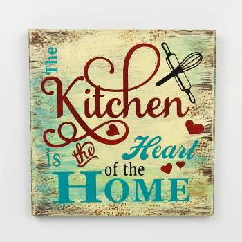 The Kitchen is the Heart 1